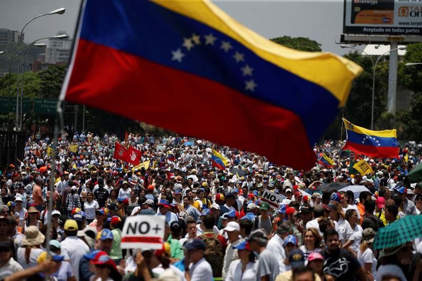 venezuela celebra